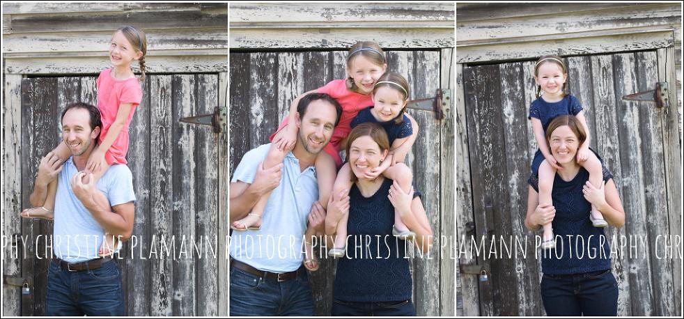 family photo session at trimborn farms